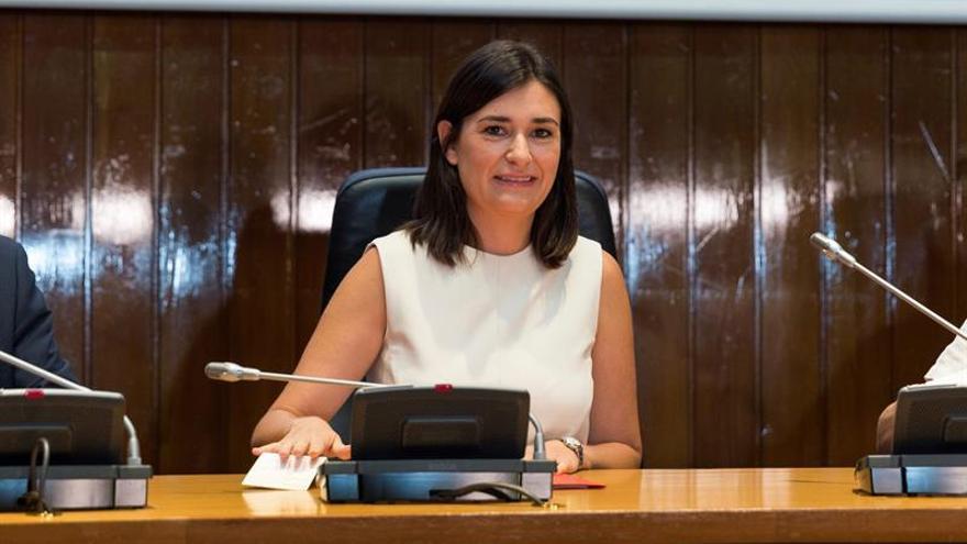 Carmen Montón, ministra de Sanidad, Consumo y Bienestar Social