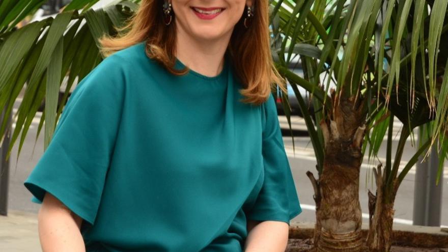 Lady Barreto es la candidata de CC al Cabildo.