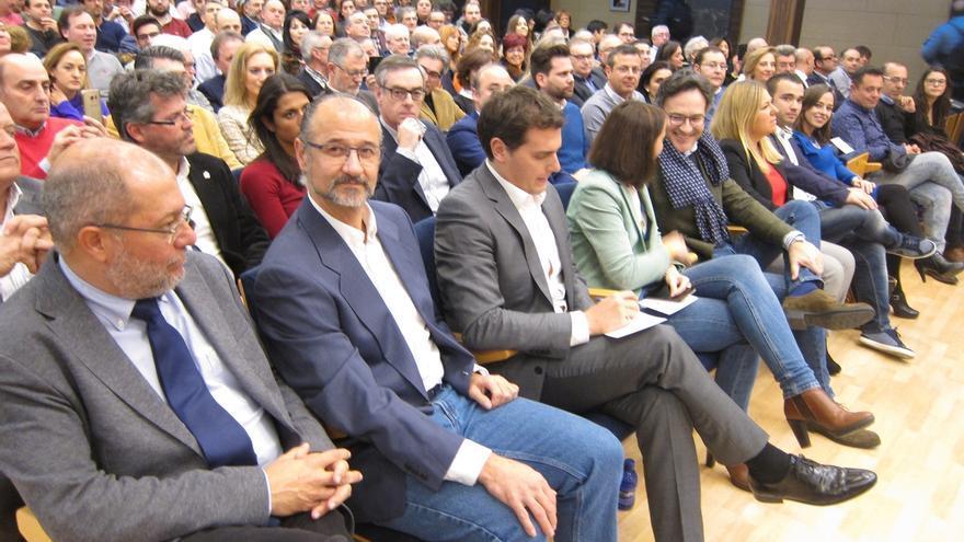 """Rivera se marca el reto de dejar de ser """"observador útil"""" para """"liderar"""" la """"modernización"""" de España"""