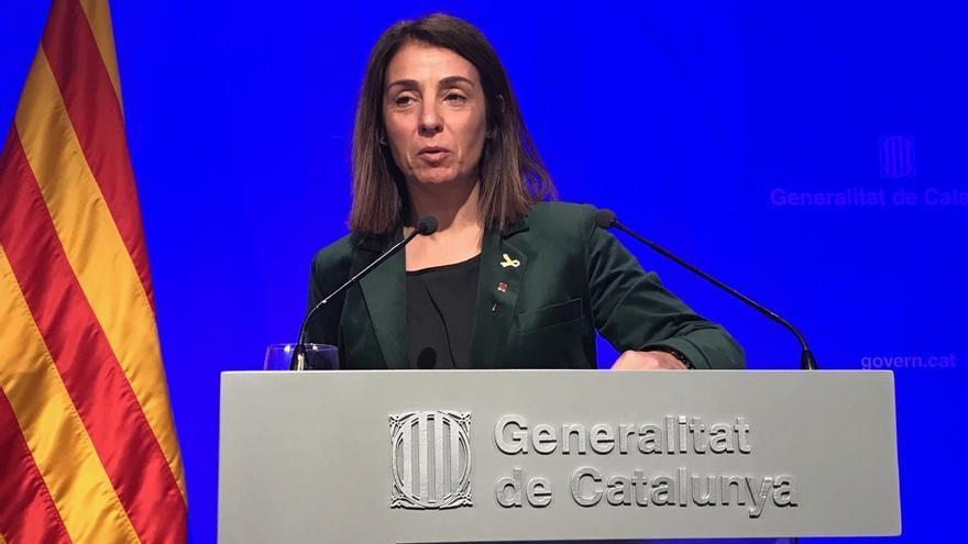 """El Govern cambia la fecha del próximo Consell Executiu para """"acompañar"""" a los presos al Parlamento catalán"""