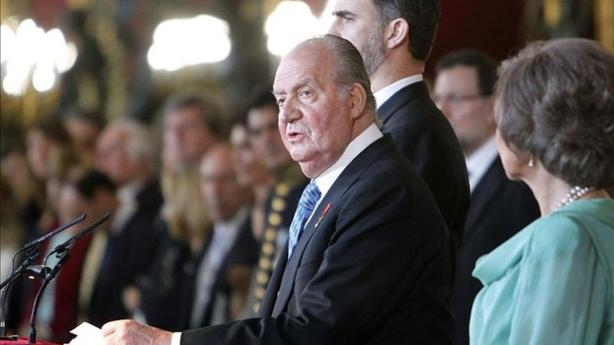 El Rey debería impulsar un pacto anticrisis y una reforma constitucional, según una encuesta