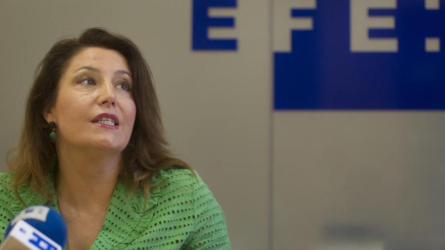 """La delegada del Gobierno en Andalucía ve positivo someter a Carcaño a un """"test de la verdad"""""""