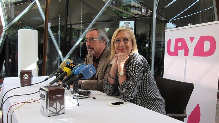 """Rosa Díez: """"Estamos ante un golpe de Estado democrático, es momento actuar y dejarse de cálculos electorales"""""""