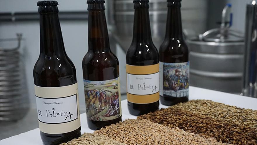 Cerveza 'La Primera'