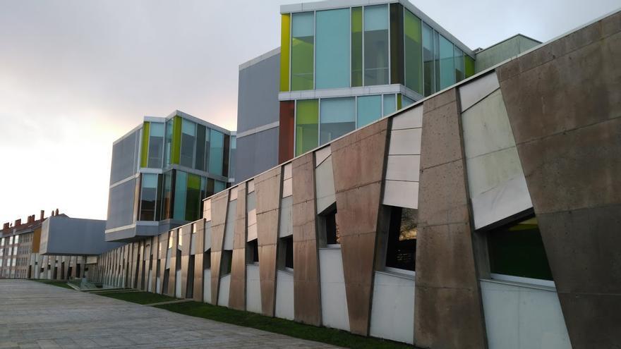 Instalaciones del CEGADI en Santiago de Compostela