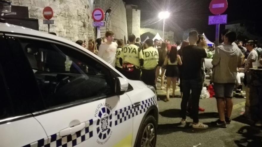 """La DYA realizó medio centenar de asistencias durante el Coso Blanco pero """"sin incidencias de gravedad"""""""