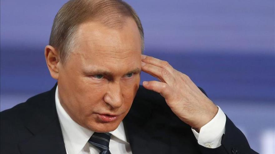 Putin: Europa no tiene una política exterior propia