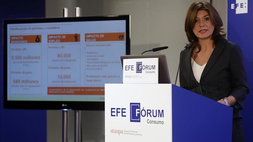 La falsificación de cosméticos cuesta al sector 949 millones al año en España