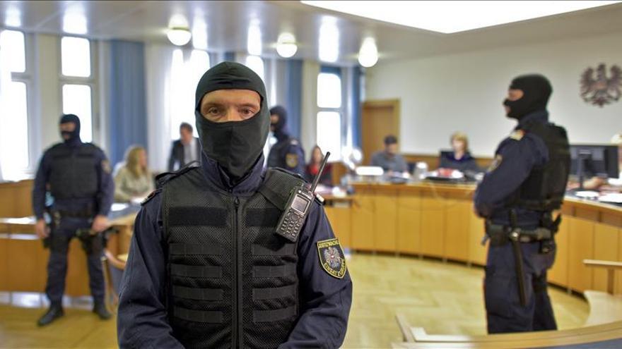 Un joven de 14 años condenado en Austria a dos años de cárcel por yihadismo