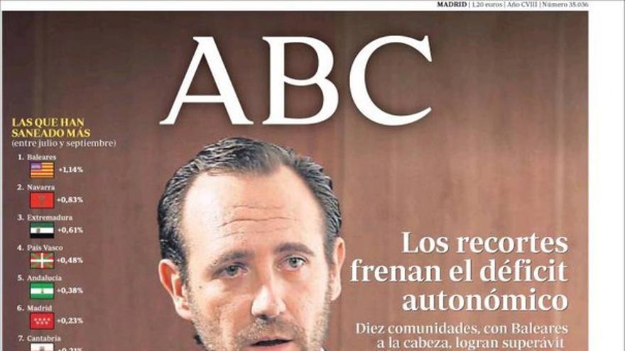 De las portadas del día (29/11/2011) #4