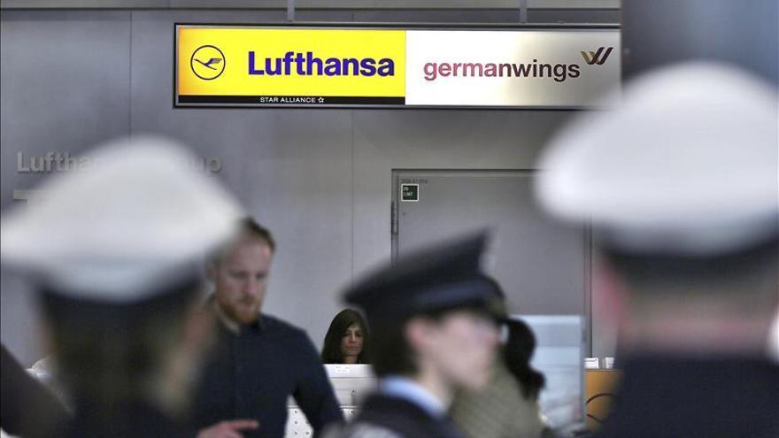 Germanwings cancela hoy sólo un vuelo, desde Colonia a Londres