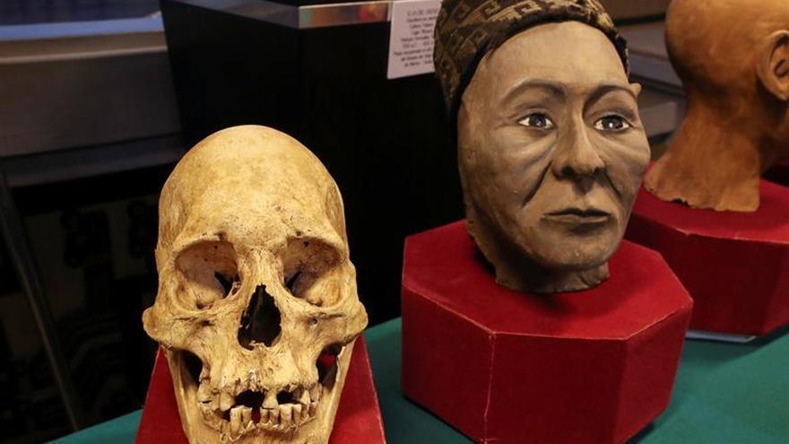 Bolivia mostrará por primera vez rostros reconstruidos de hace un milenio