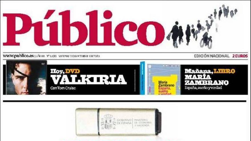 De las portadas del día (01/10/2010) #10