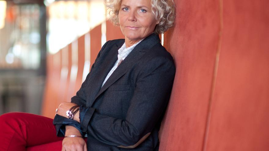 Anna Serner. Foto: Marie-Thérèse Karlberg/ Instituto del Cine de Suecia