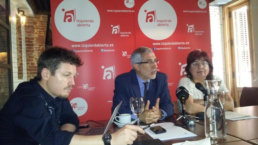 """Izquierda Abierta pide garantías en las primarias de IU para que no se conviertan en un ejercicio de """"onanismo político"""""""