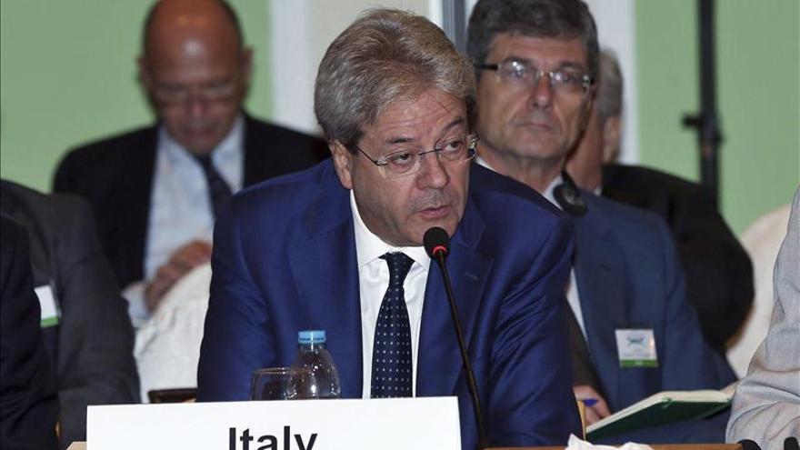 Italia, Argelia y Egipto apoyan el nuevo gobierno libio propuesto por la ONU