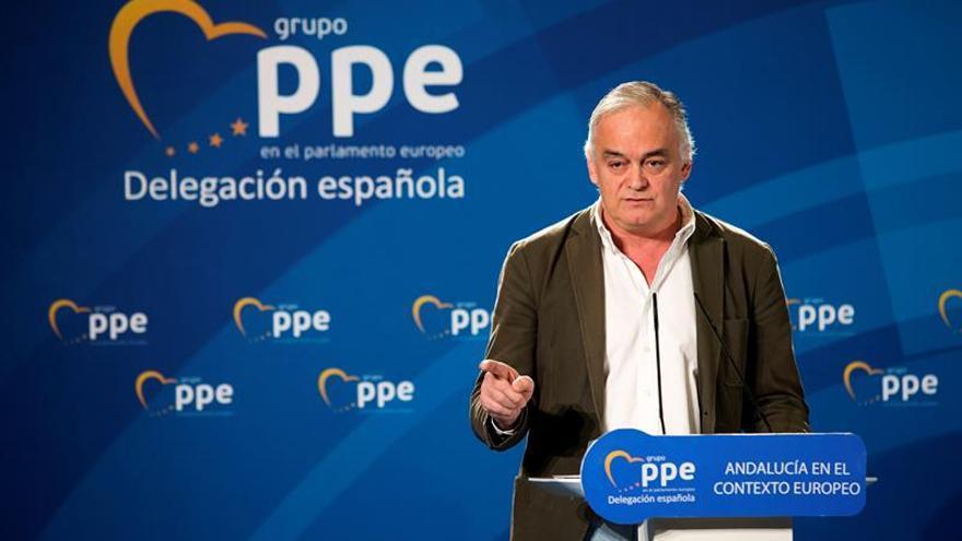 "González Pons alerta de ""peligro"" de Schengen si las euroórdenes no funcionan"