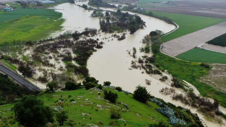 El 98% de las aguas del río Guadalquivir están en terriorio andaluz