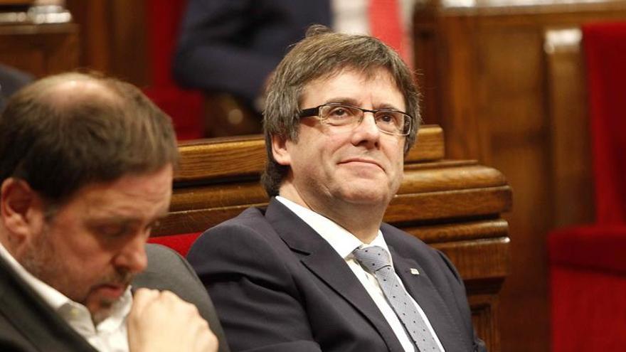 El Parlament aprueba una resolución en defensa de Forcadell y la libertad de expresión
