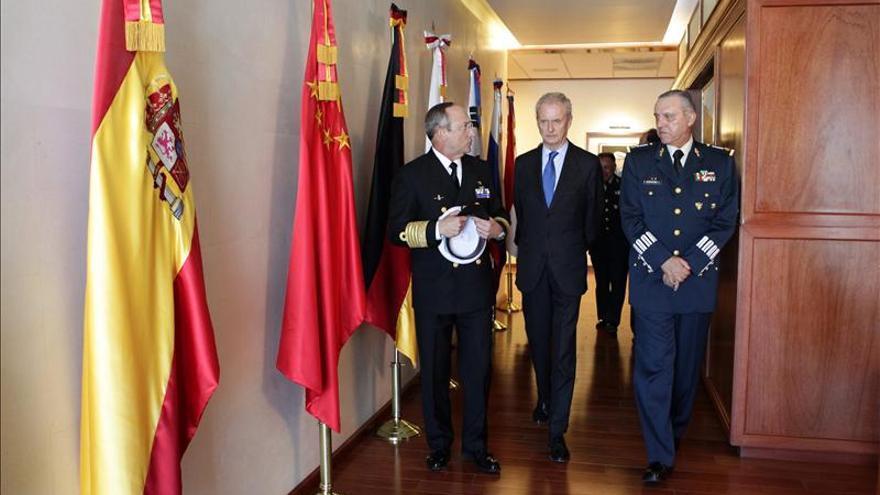 España y México refuerzan su cooperación en materia de defensa