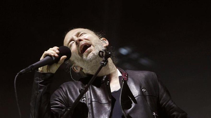 Radiohead enloquece y enternece al público del Primavera Sound