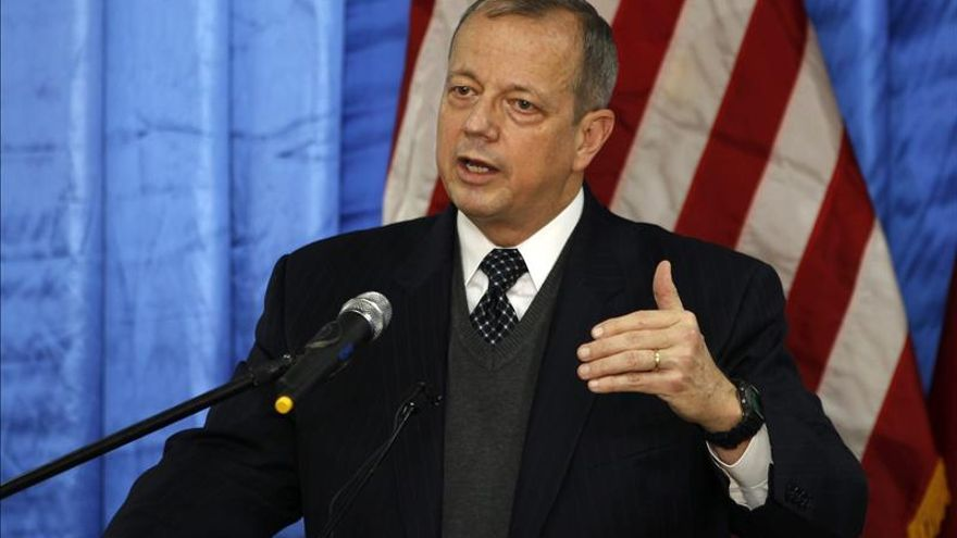 El enviado de EE.UU. para la coalición contra el EI viaja a Jordania y Australia