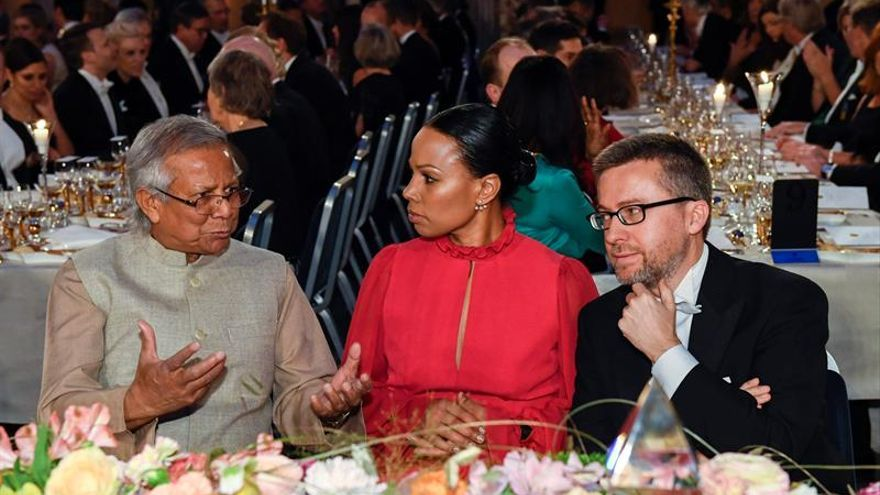 Langosta y codorniz para el menú del banquete de los Premios Nobel