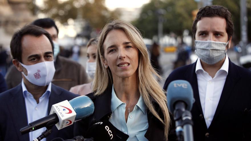 """Álvarez Toledo: """"Cataluña no tiene autonomía plena ni presidente ni gobierno"""""""