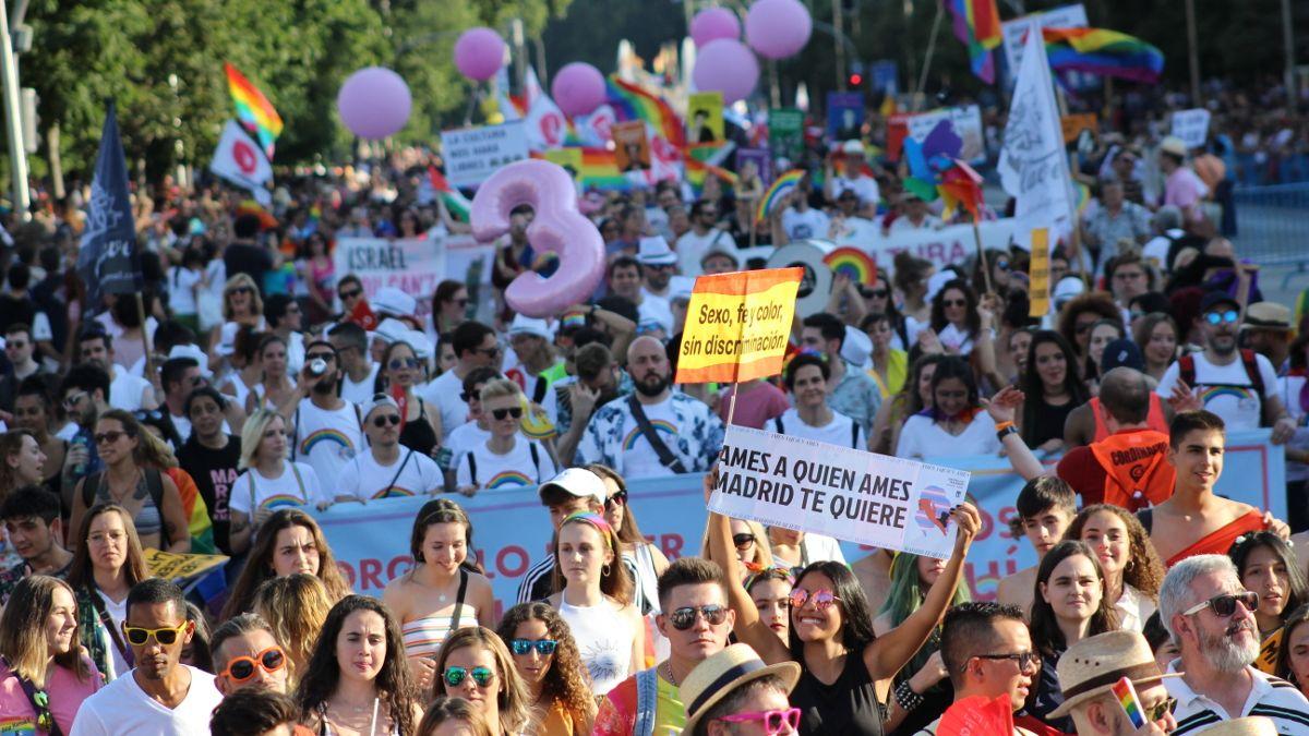 Manifestación del Orgullo 2018 | SOMOS CHUECA