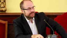 Alejandro Ruiz, delegado territorial de Ciudadanos Castilla-La Mancha