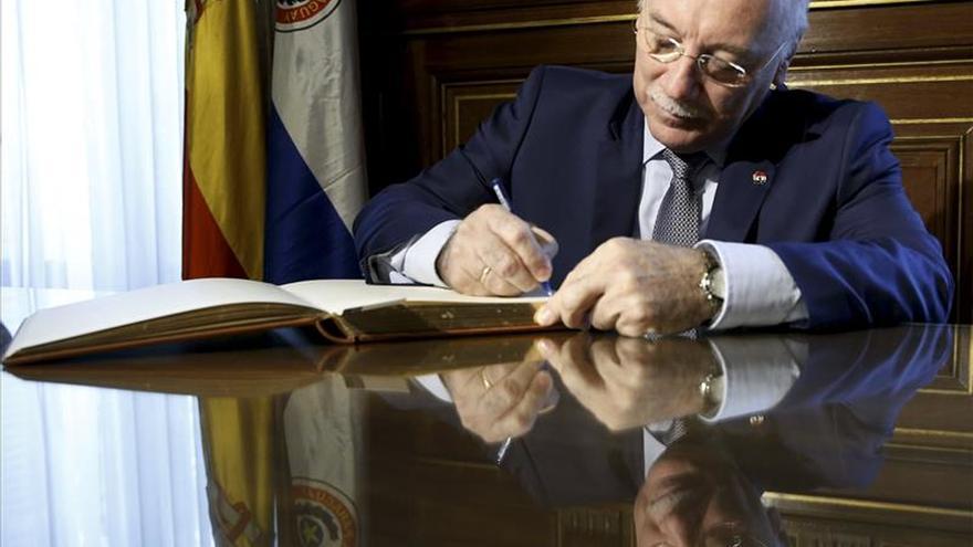 UE y la presidencia paraguaya de Mercosur coinciden en la necesidad de más acuerdos