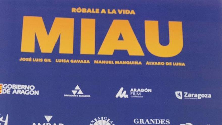 """El Museo Pablo Gargallo se cierra hoy al público por el rodaje de """"Miau"""""""