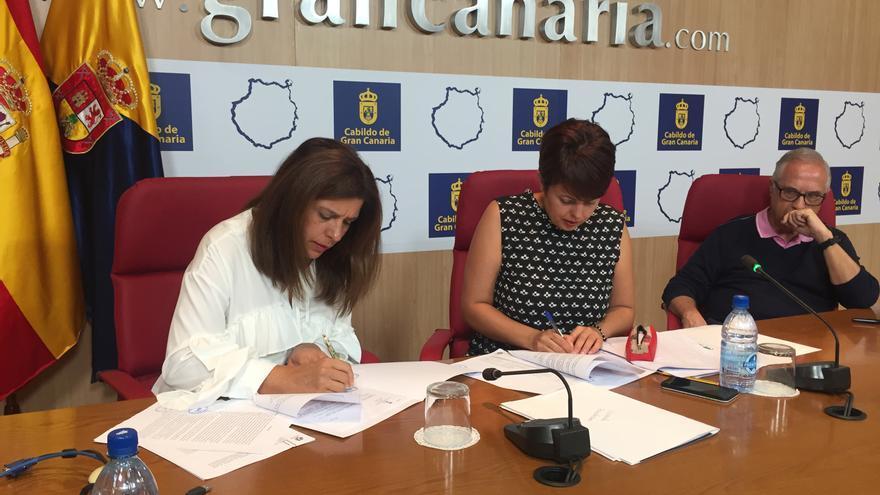 El Cabildo destina una partida de 200.000 euros a mejoras de accesibilidad de las viviendas públicas de Gran Canaria.