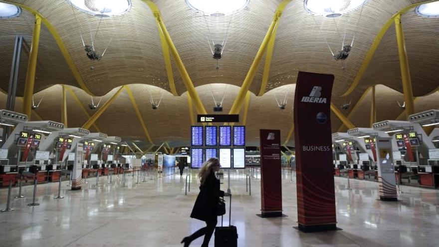 Iberia abre una nueva sala VIP en la T4 para atender la llegada de vuelos de largo radio
