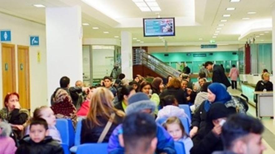 Sala De Espera-Centro Médico-