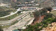 La UE asegura que no tiene información sobre la valla con cuchillas construida por Marruecos para reforzar la frontera de Ceuta