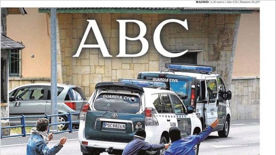 De las portadas del día (20/06/2012) #6
