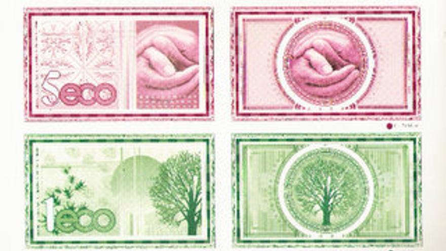 Moneda social 'eco'