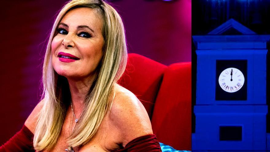 Ana Obregón, ante su vuelta a las campanadas de TVE