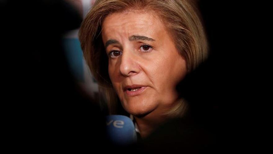 """Báñez: """"Se está parando la creación de empleo en Cataluña"""""""