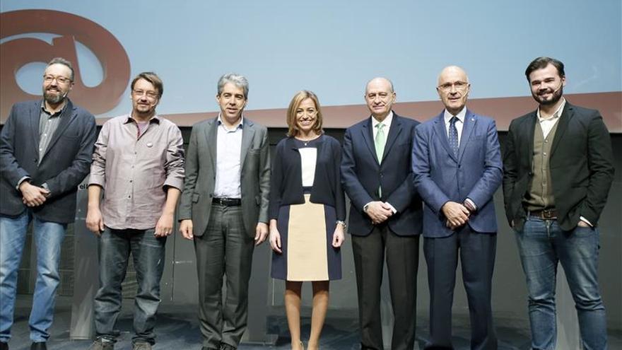 La propuesta del PSC de ubicar el Senado en Barcelona no logra apoyos