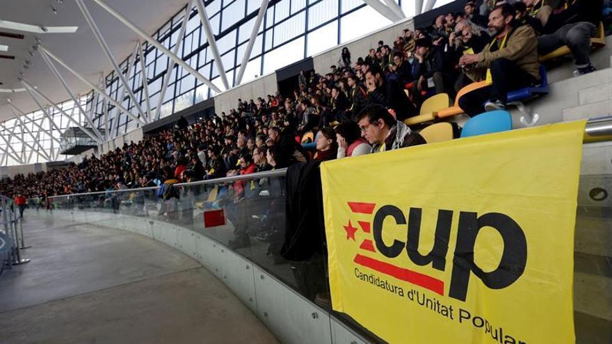 La mitad del secretariado de la CUP dimite por diferencias internas