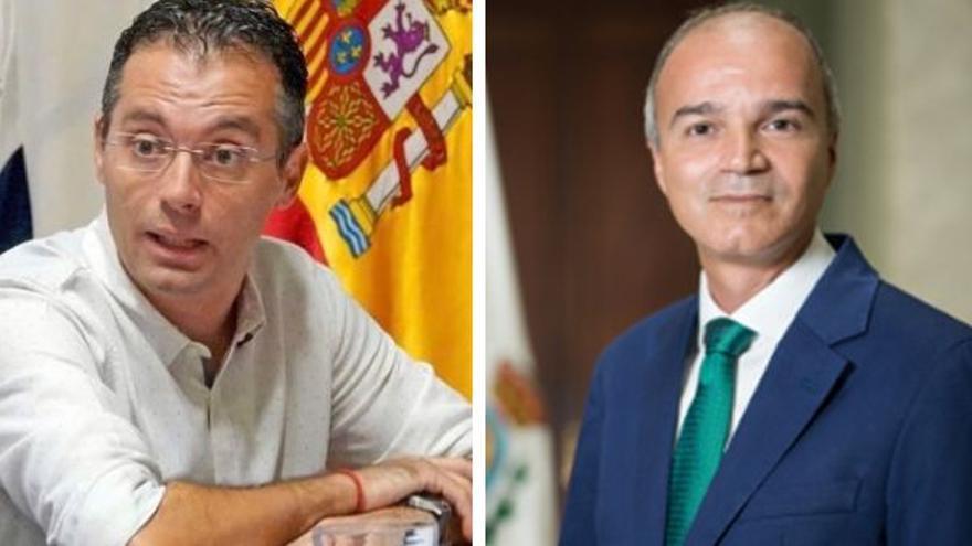 El positivo por COVID de un periodista obliga a suspender el pleno del Ayuntamiento de Santa Cruz y enciende las alarmas en el Parlamento canario