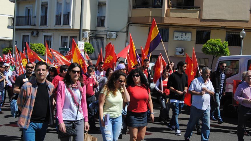 Juventudes Comunistas, también en las calles / JCD