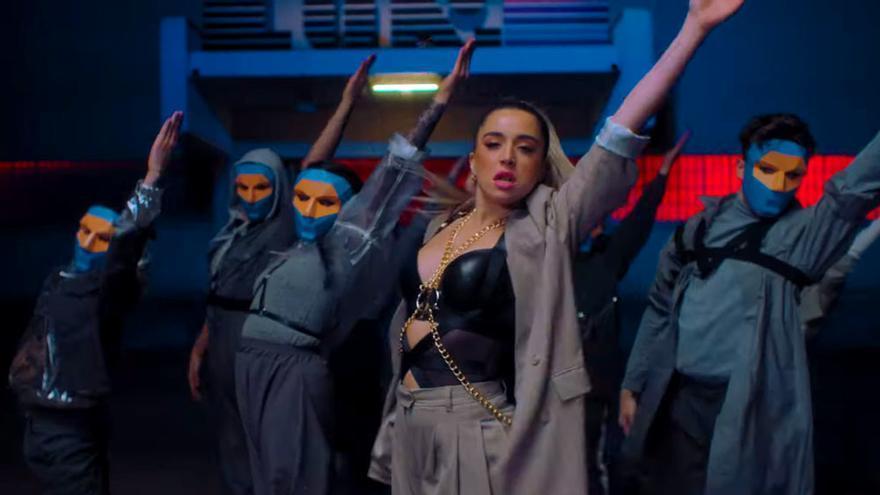 """Lola Indigo pone ritmo con """"Fuerte"""" a la segunda edición de """"Fama a bailar"""""""