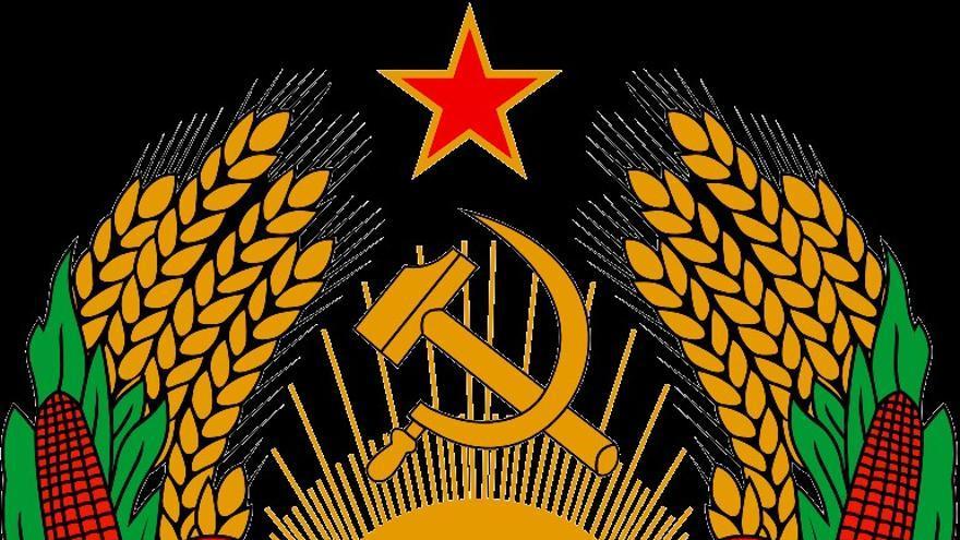 Escudo de la República Moldava Pridnestroviana