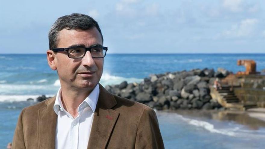 Javier Abreu, el que fuera líder del PSOE en Aguere