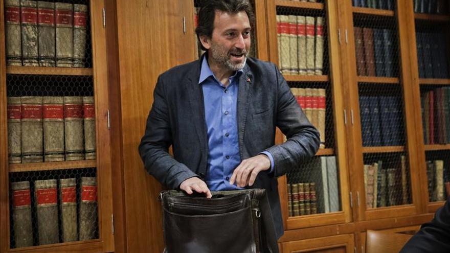 Mauricio Valiente formalizará el lunes su candidatura en Ahora Madrid