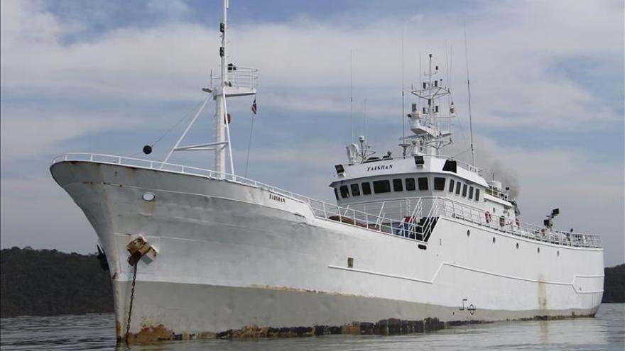 Malasia detiene a otro barco por faenar ilegalmente en la Antártida