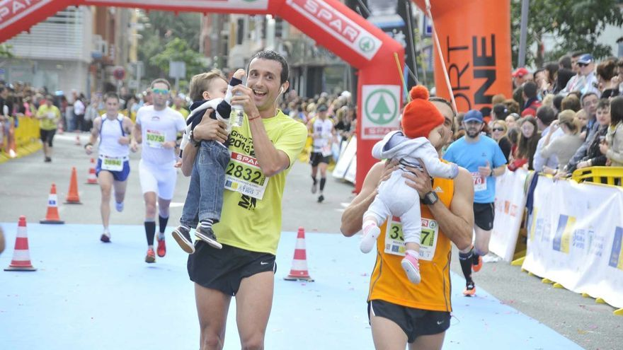 El Maratón 2013 inunda las calles de LPGC #31